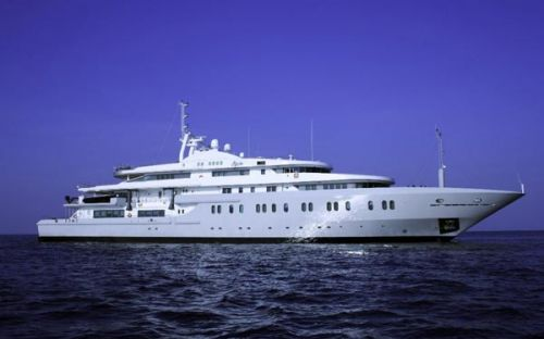 MEGA YACHT MOONLIGHT II (EX.ALYSIA)