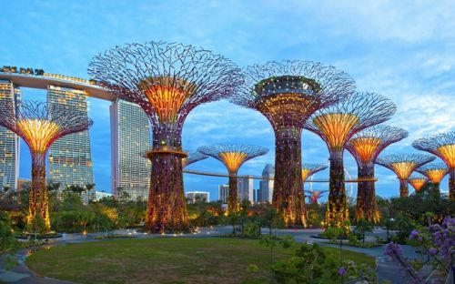 Сингапур экзотические туры
